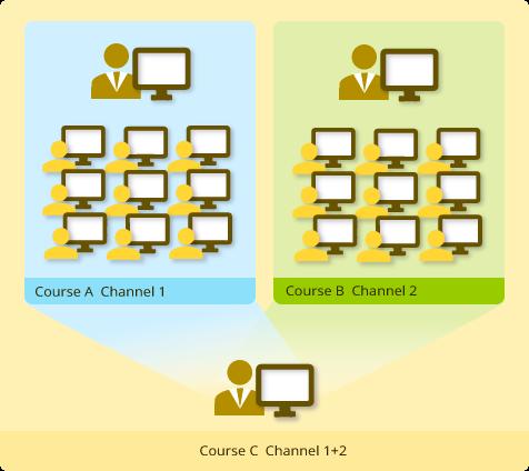 ViewAce multimedia teaching system