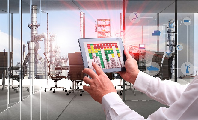 Corporate Spaces Automation and Management
