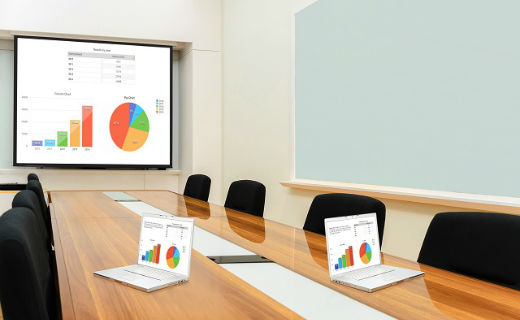 Meetings rooms - Technologica Systems